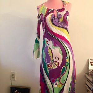 Emilio Pucci cocktail dress